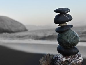 Build your own pile of stones